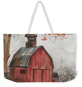 Halloween Is Coming Weekender Tote Bag