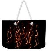 Halloween Light Creatures Weekender Tote Bag
