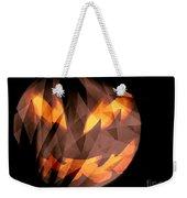 Halloween Moon Weekender Tote Bag
