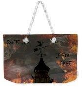 Halloween Party Invitation Weekender Tote Bag