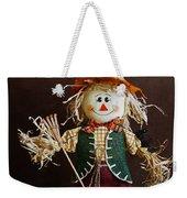 Halloween Scarecrow Weekender Tote Bag