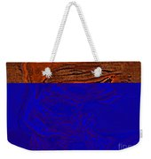 Halloween Specter Orange Weekender Tote Bag