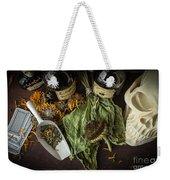 Halloween Still Life Weekender Tote Bag