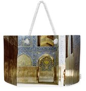 Hallway At Sheik-lotfollah Mosque Weekender Tote Bag