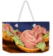 Ham Roses Tartletts Weekender Tote Bag