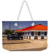Hamburgers And Ice Cream Weekender Tote Bag