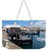 Hamilton Dock Weekender Tote Bag