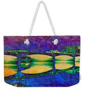 Hamilton Ohio City Art 6 Weekender Tote Bag