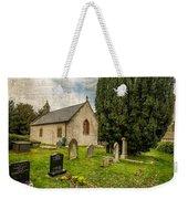 Hamlet Church Weekender Tote Bag