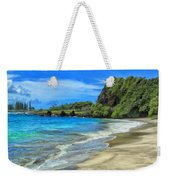 Hamoa Beach At Hana Maui Weekender Tote Bag