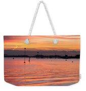Hampshire Sunset Weekender Tote Bag