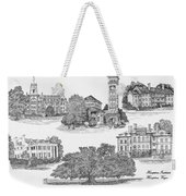 Hampton Institute Weekender Tote Bag