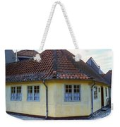 Hans Christian Anderson Birthplace Weekender Tote Bag