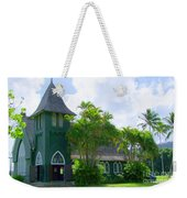 Hanalei Church Weekender Tote Bag