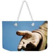 Hand Of Christ. Weekender Tote Bag