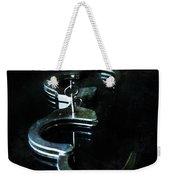 Handcuffs On Black Weekender Tote Bag