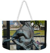 Hands Of Sorrow Weekender Tote Bag