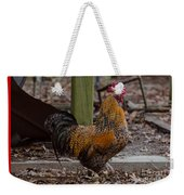 Handsome Rooster Weekender Tote Bag