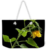 Hang Down Your Head Weekender Tote Bag