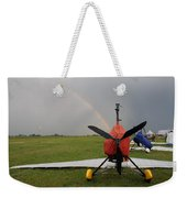 Hang Gliding Weekender Tote Bag