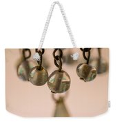 Hanging Beaded Votive Abstract 5 Weekender Tote Bag