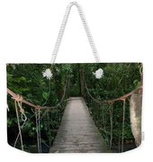 Hanging Bridge Weekender Tote Bag