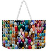Hanging By Many Threads Weekender Tote Bag