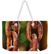 Hanging Chain Weekender Tote Bag
