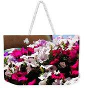 Hanging Flowers 6720 Weekender Tote Bag