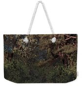 Hanging Garden In Moonlight Weekender Tote Bag