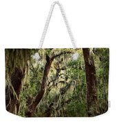 Hanging Moss And Giant Oaks Weekender Tote Bag