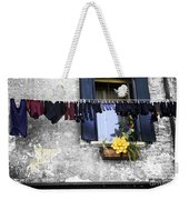 Hanging Out To Dry In Venice 2 Weekender Tote Bag
