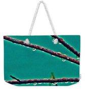 Hanging Pearls Weekender Tote Bag