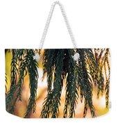 Hanging Pine Weekender Tote Bag