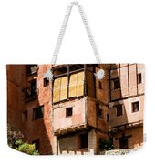 Hanging Red Houses Weekender Tote Bag
