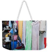 Hanging Towels Weekender Tote Bag