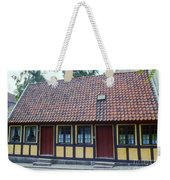 Hans Christian Anderson Childhood Home Weekender Tote Bag