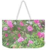Hansa Roses Weekender Tote Bag