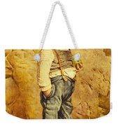 Hansel Brothers Grimm Weekender Tote Bag