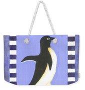 Hanukkah Penguin Two Weekender Tote Bag