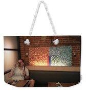 Hapa Sushi Display 1 Weekender Tote Bag