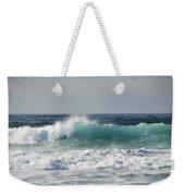 Happily At Sea Weekender Tote Bag