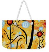 Happiness By Madart Weekender Tote Bag