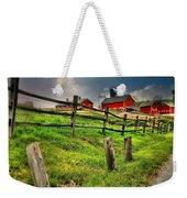 Happy Acres Farm Weekender Tote Bag