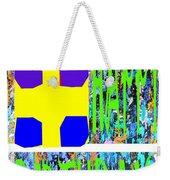 Happy Birthday 10 Weekender Tote Bag by Patrick J Murphy
