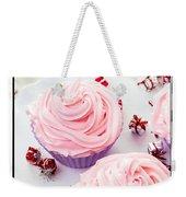 Happy Birthday Cupcakes Weekender Tote Bag