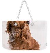 Happy Birthday Dog Weekender Tote Bag