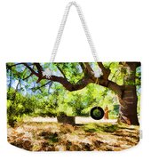 Happy Childhood Memories Weekender Tote Bag