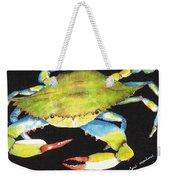 Happy Crab-3 Weekender Tote Bag