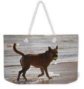 Happy Dogs 7 Weekender Tote Bag
